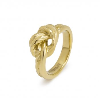 Knot Ring Gold