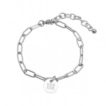 Grace Chain Bracelet Steel