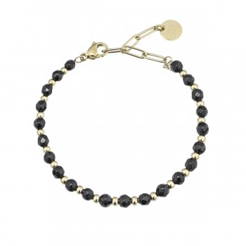 Spirit Bracelet Black/Gold