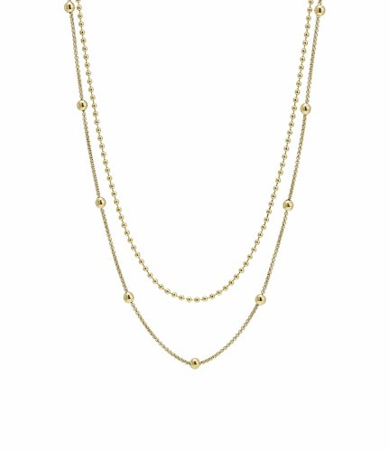 Sacramento Short Necklace Gold