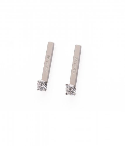 Downey Crystal Ear Steel