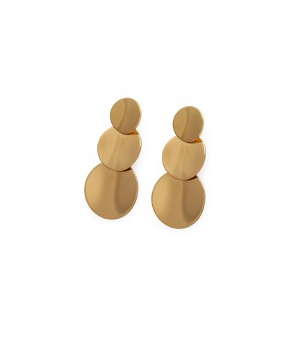 Rebels Earring Gold