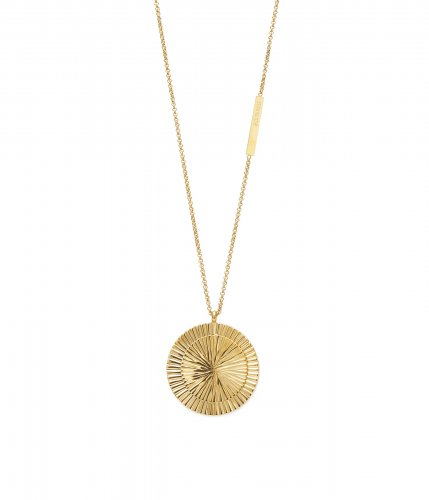 Bianca Short Necklace Gold