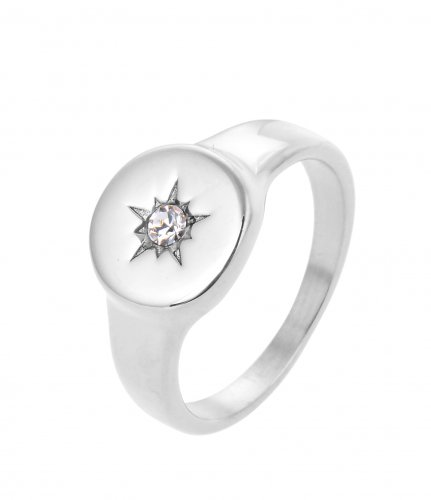 Allure Ring Steel